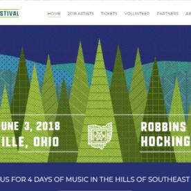Nelsonville Fest Promo